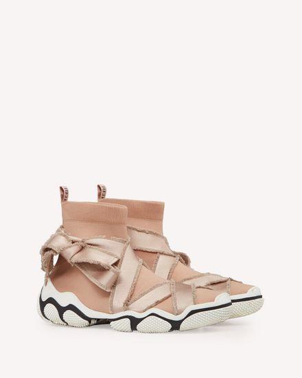 REDValentino Sneaker Donna RQ2S0B89YMN 377 f