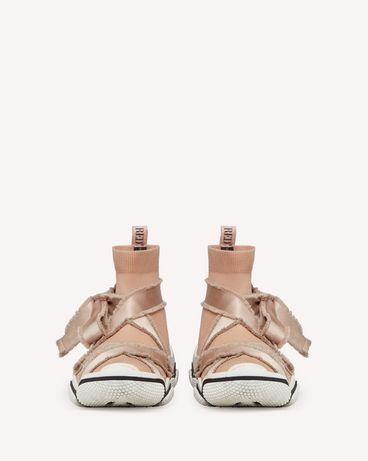 REDValentino RQ2S0B89YMN 377 Sneakers Damen d