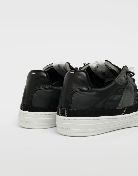MAISON MARGIELA Spliced low top sneakers Sneakers [*** pickupInStoreShippingNotGuaranteed_info ***] e