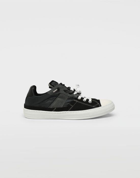 MAISON MARGIELA Spliced low top sneakers Sneakers [*** pickupInStoreShippingNotGuaranteed_info ***] f