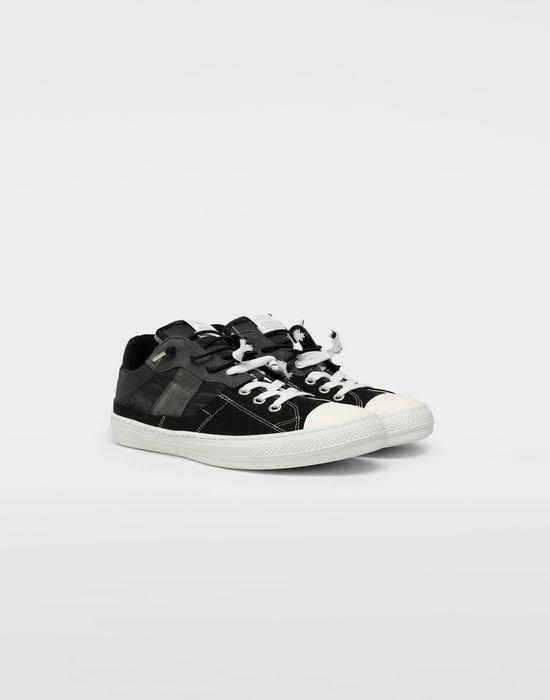 MAISON MARGIELA Spliced low top sneakers Sneakers [*** pickupInStoreShippingNotGuaranteed_info ***] r