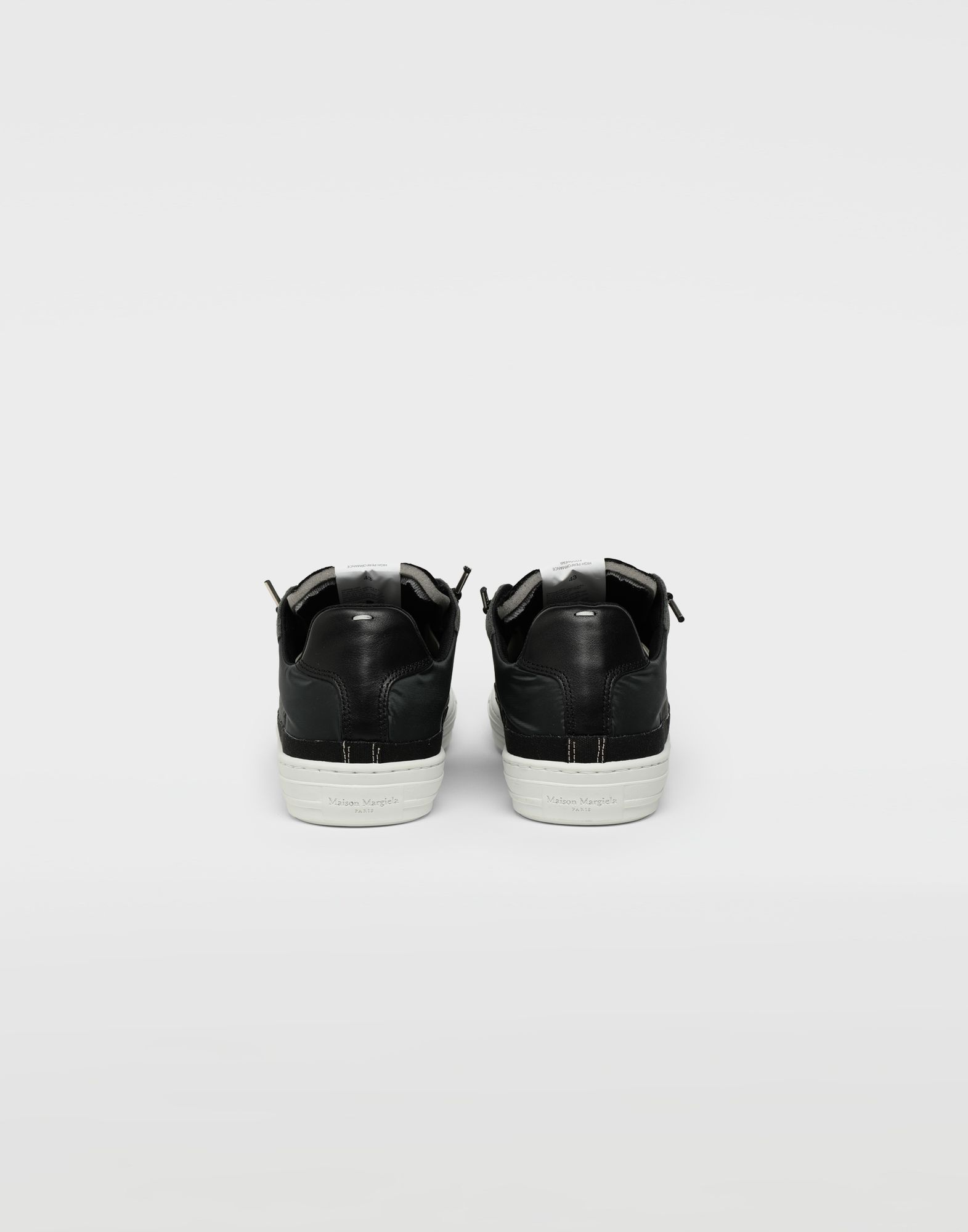 MAISON MARGIELA Spliced low top sneakers Sneakers Man d
