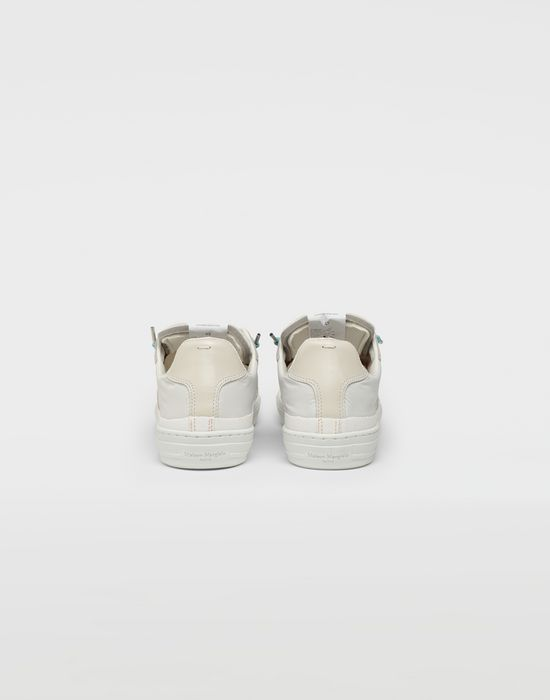 MAISON MARGIELA Spliced low top sneakers Sneakers [*** pickupInStoreShippingNotGuaranteed_info ***] d