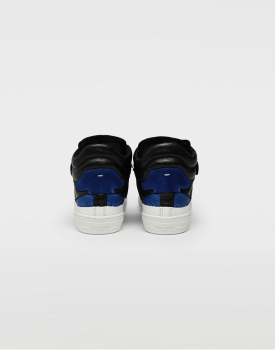 MAISON MARGIELA Spliced high top sneakers Sneakers [*** pickupInStoreShippingNotGuaranteed_info ***] d