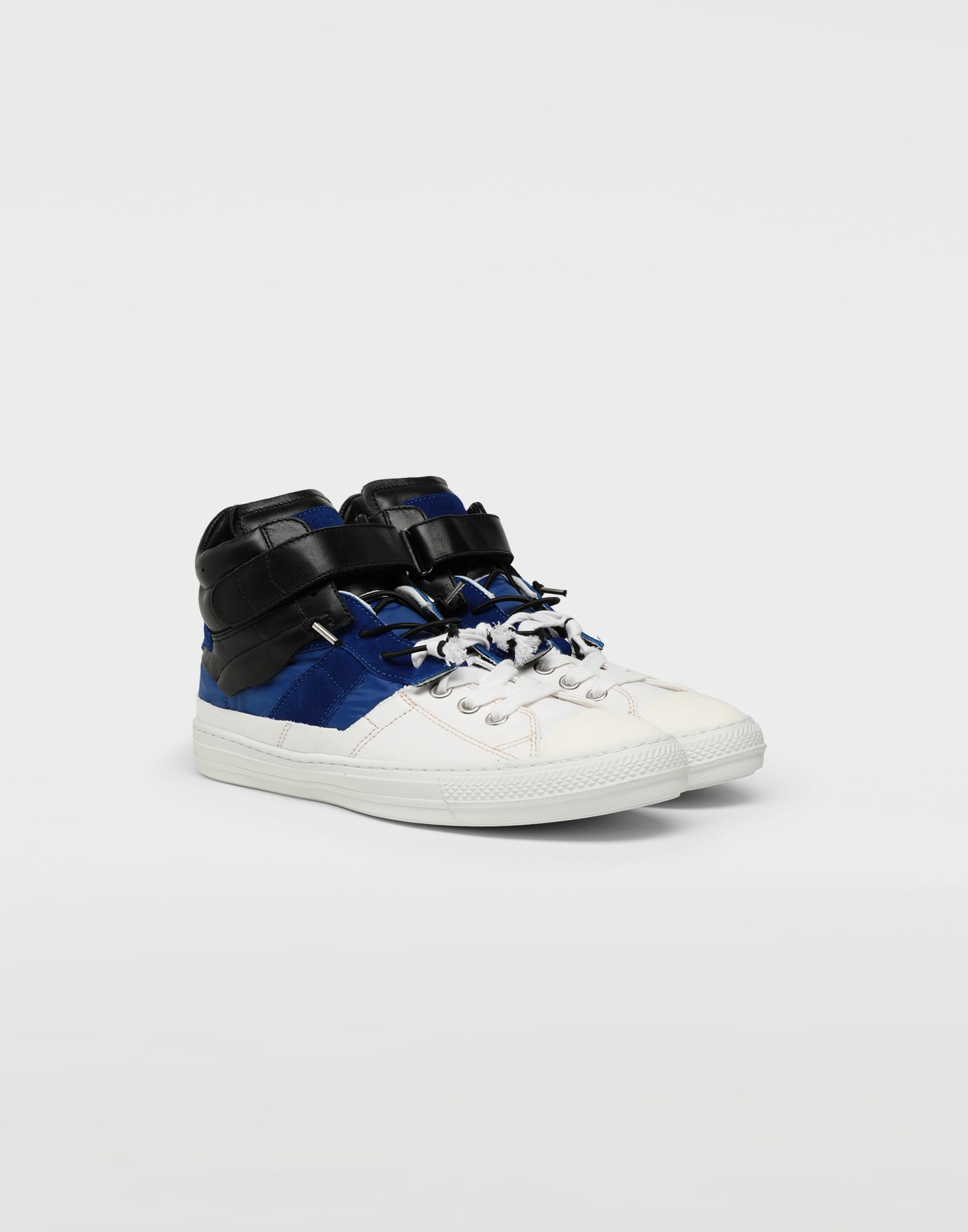 MAISON MARGIELA Sneakers montantes Spliced Sneakers Homme r
