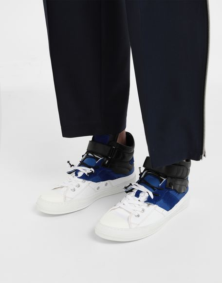 MAISON MARGIELA Sneakers montantes Spliced Sneakers Homme b