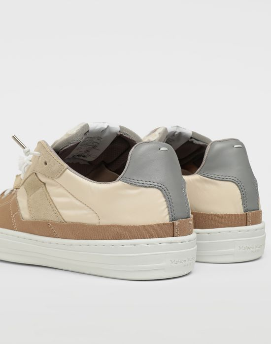 MAISON MARGIELA Spliced low top sneakers Sneakers [*** pickupInStoreShippingNotGuaranteed_info ***] e