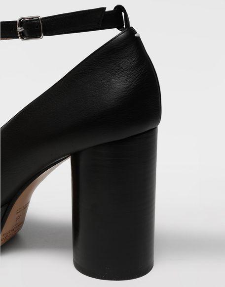 MAISON MARGIELA Tabi double strap leather sandals Pumps Woman a