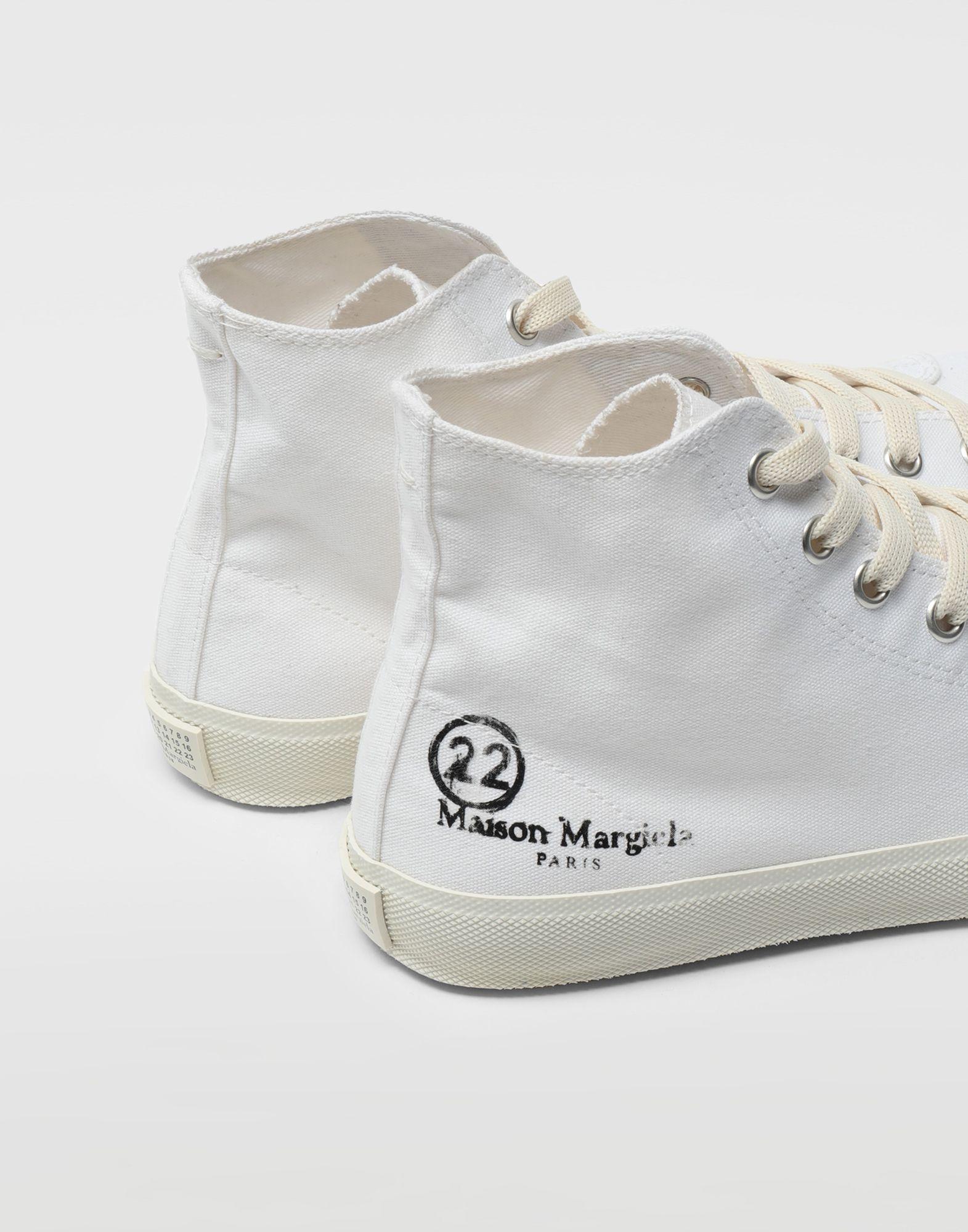 MAISON MARGIELA Baskets montantes Tabi Sneakers Tabi Homme a