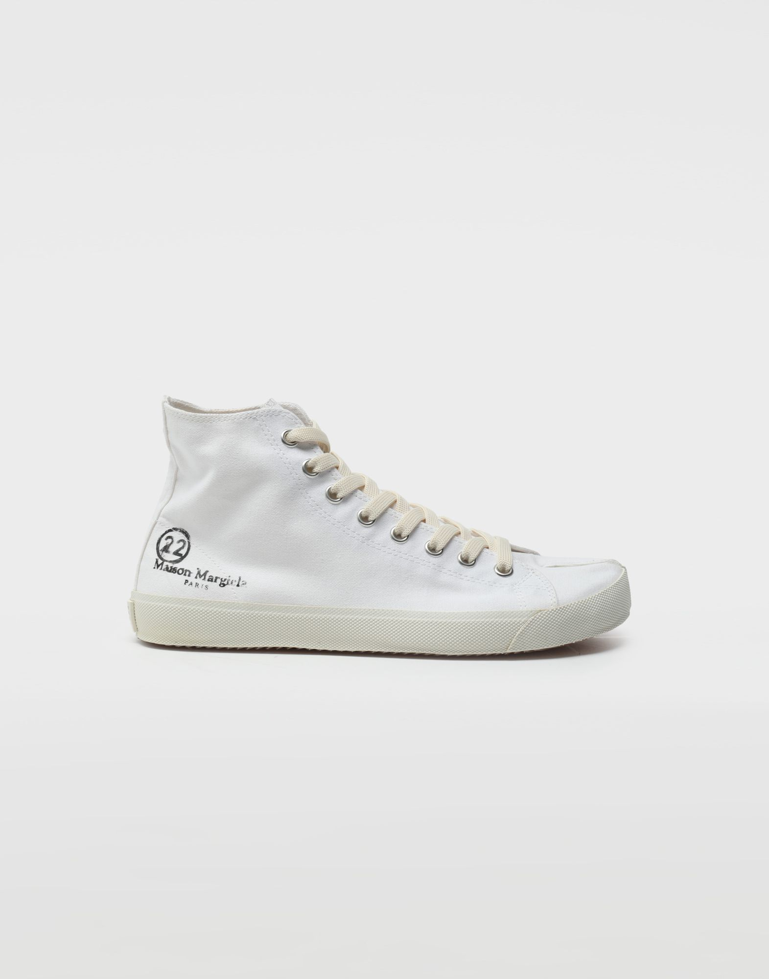 MAISON MARGIELA Baskets montantes Tabi Sneakers Tabi Homme f