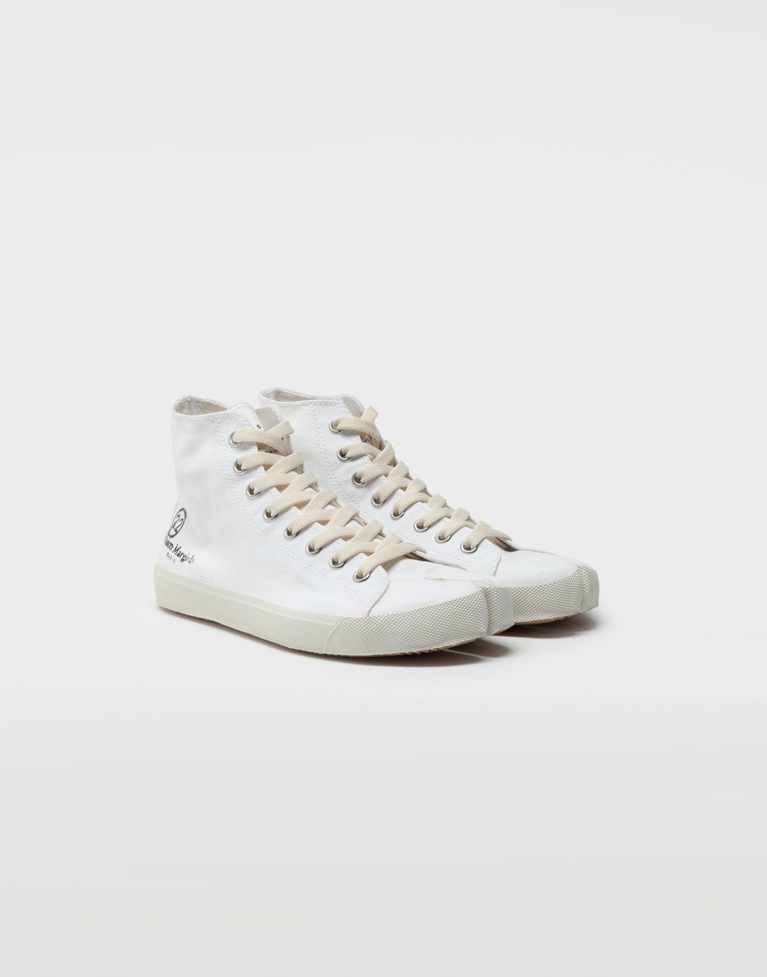 MAISON MARGIELA Baskets montantes Tabi Sneakers Tabi Homme r