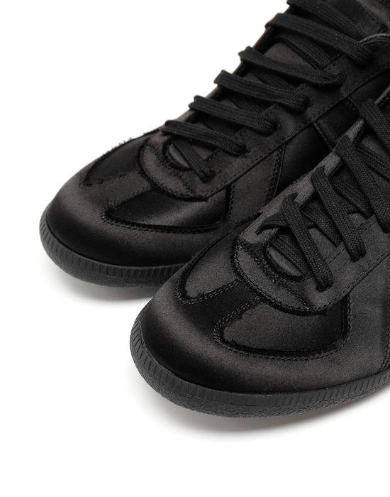 MAISON MARGIELA Replica low top satin sneakers Sneakers [*** pickupInStoreShippingNotGuaranteed_info ***] e