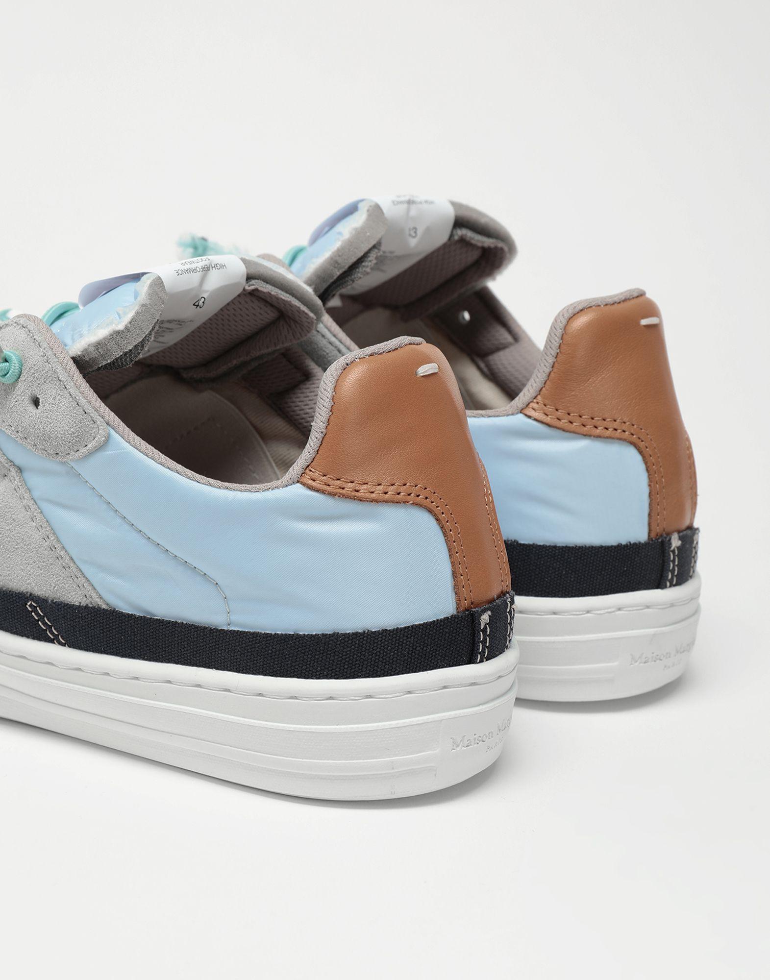 MAISON MARGIELA Spliced low top sneakers Sneakers Man e