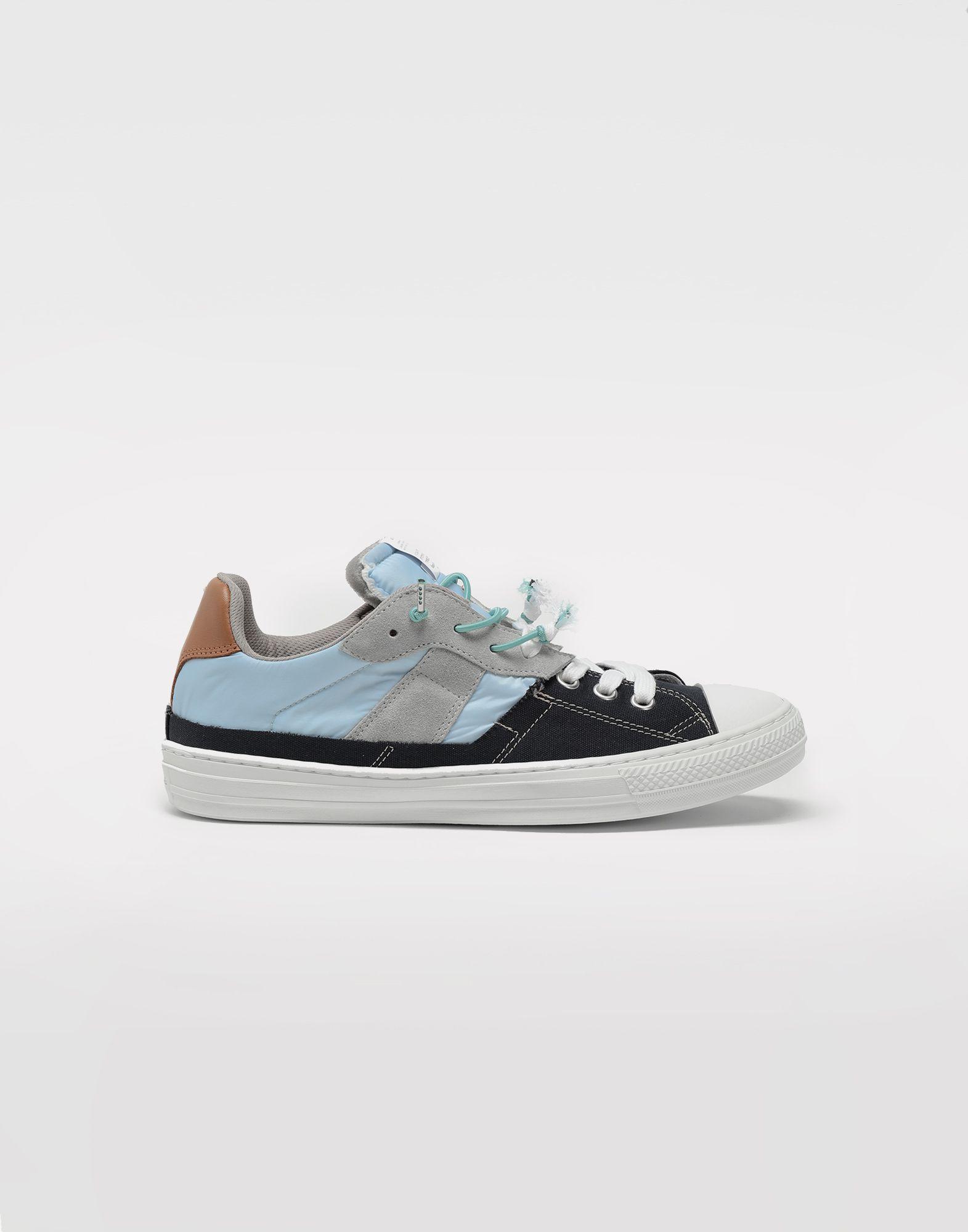 MAISON MARGIELA Spliced low top sneakers Sneakers Man f
