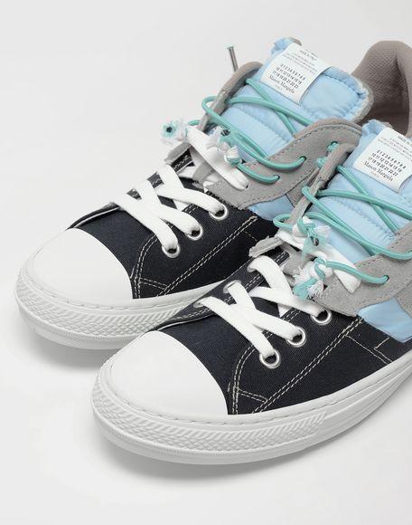 MAISON MARGIELA Spliced low top sneakers Sneakers Man a