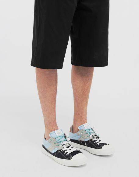 MAISON MARGIELA Spliced low top sneakers Sneakers Man b