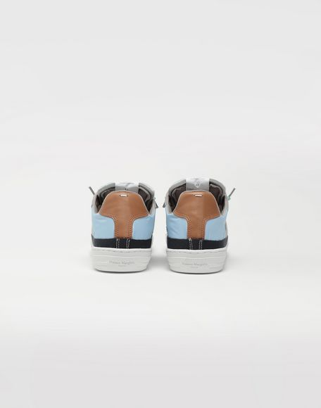 MAISON MARGIELA Spliced low top sneakers Sneakers Man d