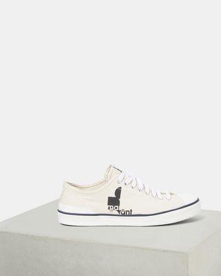 ISABEL MARANT SNEAKERS Man BINKOOH sneakers d