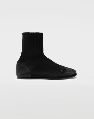 MAISON MARGIELA Ankle boots [*** pickupInStoreShippingNotGuaranteed_info ***] Tabi Dirty Treatment sock boots f