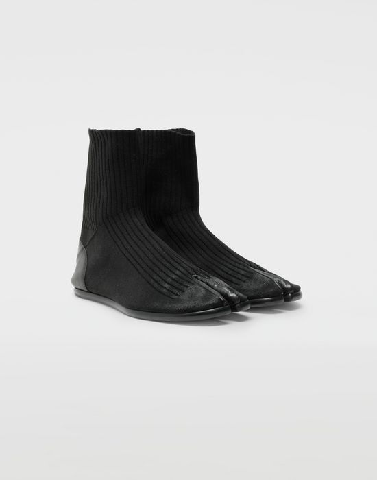 MAISON MARGIELA Tabi Dirty Treatment sock boots Ankle boots [*** pickupInStoreShippingNotGuaranteed_info ***] r