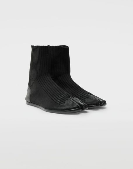 MAISON MARGIELA Tabi Dirty Treatment sock boots Ankle boots Man r