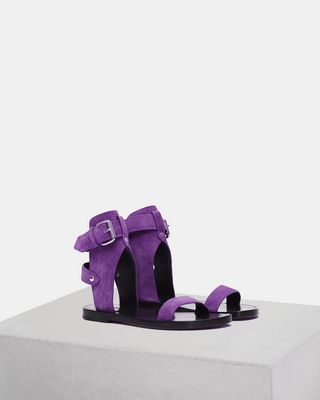 ISABEL MARANT SANDALS Woman JANDERS sandals d