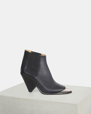 ISABEL MARANT BOTTES Femme Boots LEMSEY d