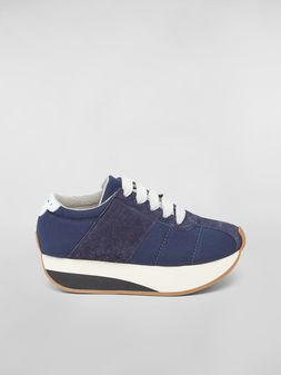 Marni Marni Big Foot sneaker in cordura Woman