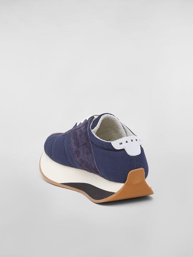 Marni Marni Big Foot sneaker in cordura Woman