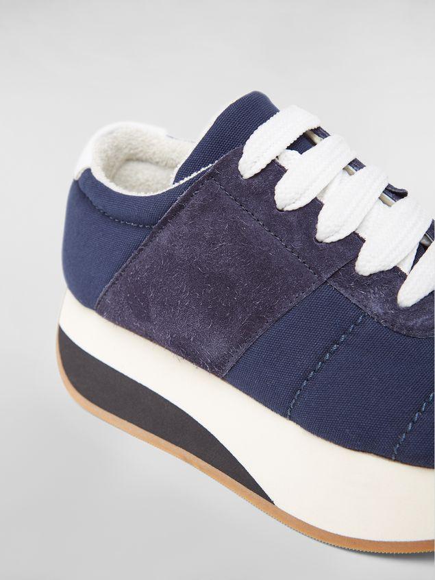 Marni Marni Big Foot sneaker in cordura Woman - 5