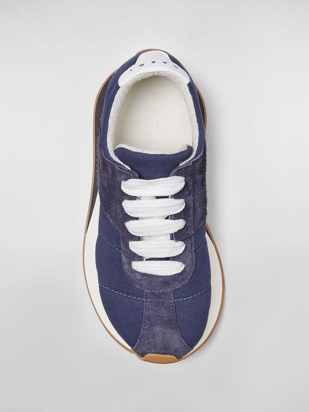 Marni Marni Big Foot sneaker in cordura Woman - 4