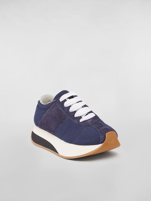 Marni Marni Big Foot sneaker in cordura Woman - 2