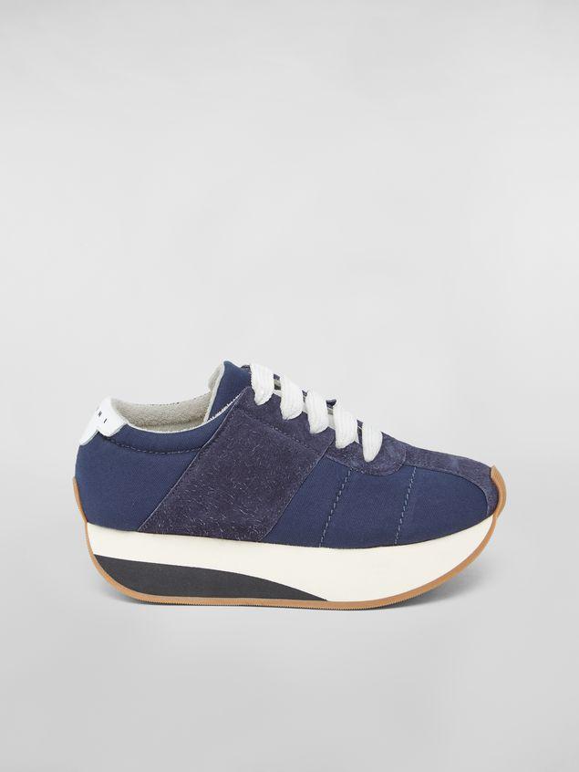 Marni Marni Big Foot sneaker in cordura Woman - 1