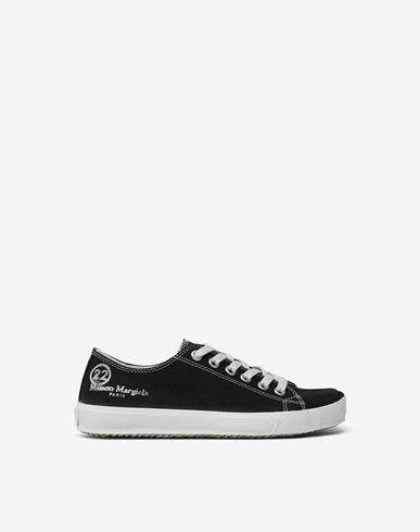 MAISON MARGIELA Tabi low top canvas sneakers Sneakers [*** pickupInStoreShipping_info ***] f