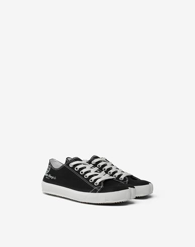 MAISON MARGIELA Sneakers Tabi Woman Tabi low top canvas sneakers r