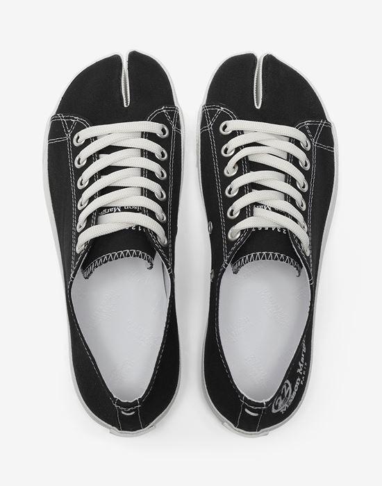 MAISON MARGIELA Tabi low top canvas sneakers Sneakers [*** pickupInStoreShipping_info ***] d
