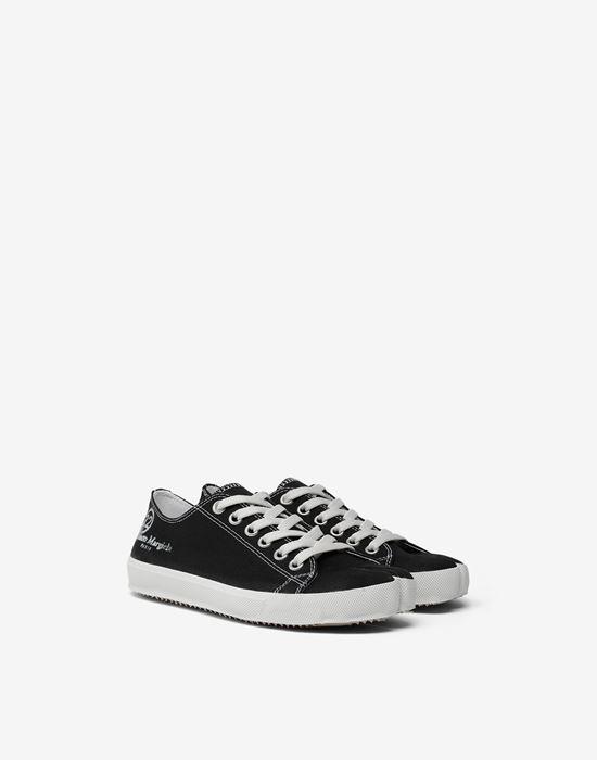 MAISON MARGIELA Tabi low top canvas sneakers Sneakers [*** pickupInStoreShipping_info ***] r