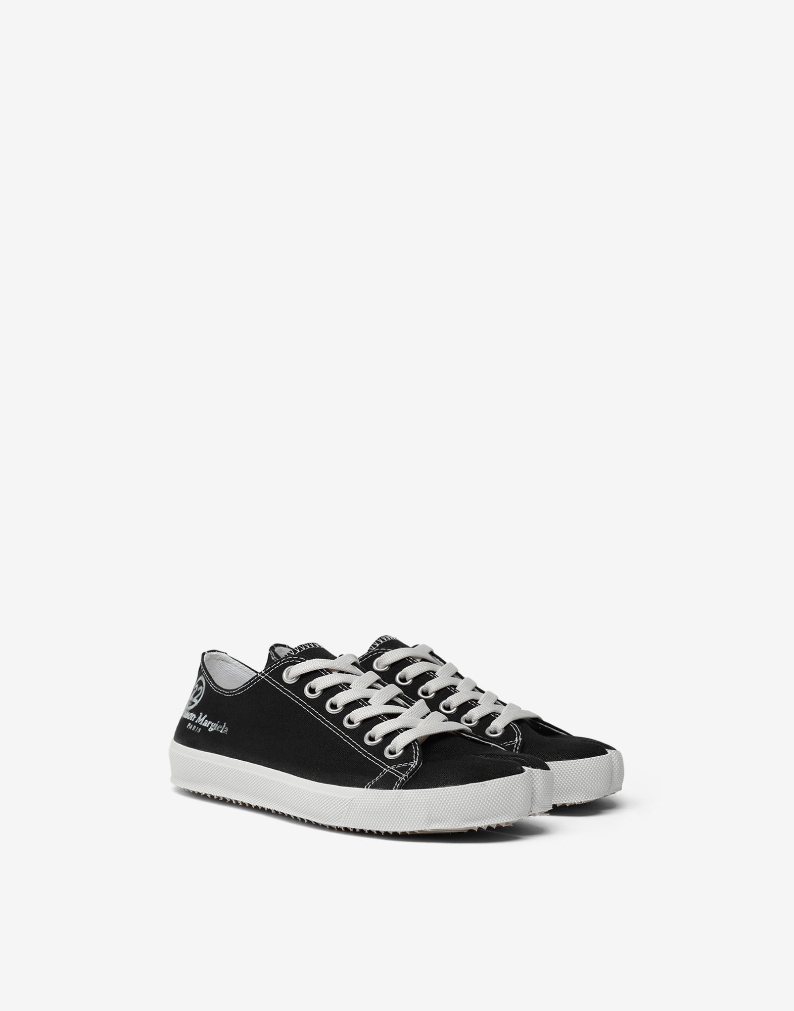 MAISON MARGIELA Tabi low top canvas sneakers Sneakers Tabi Woman r
