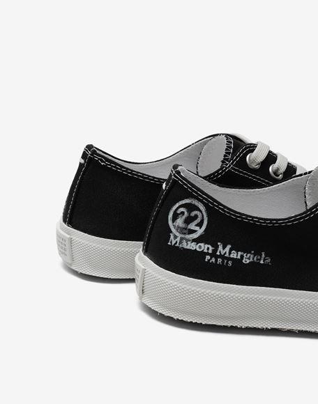 MAISON MARGIELA Tabi low top canvas sneakers Sneakers Tabi Woman e