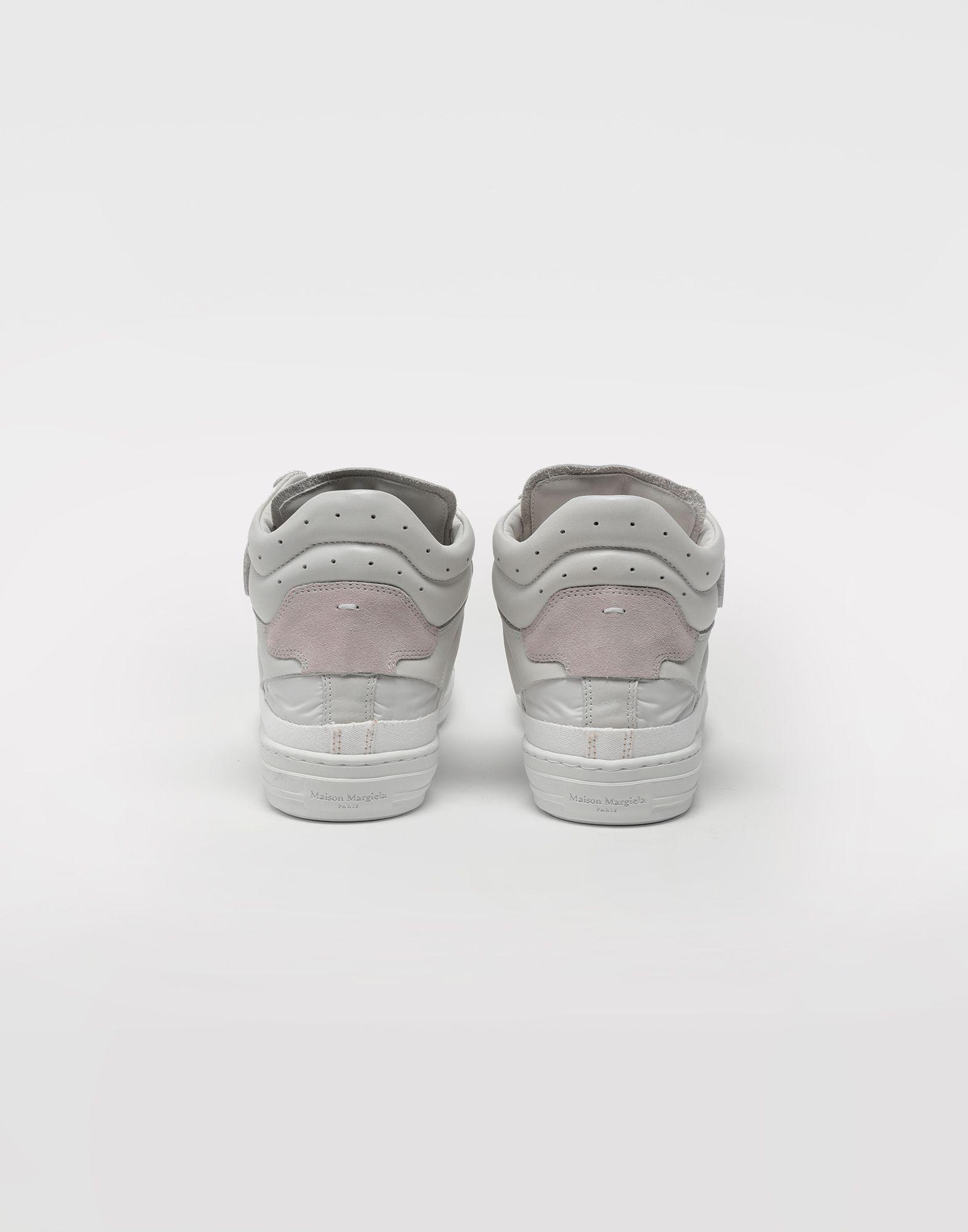 MAISON MARGIELA Sneakers montantes Spliced Sneakers Homme d
