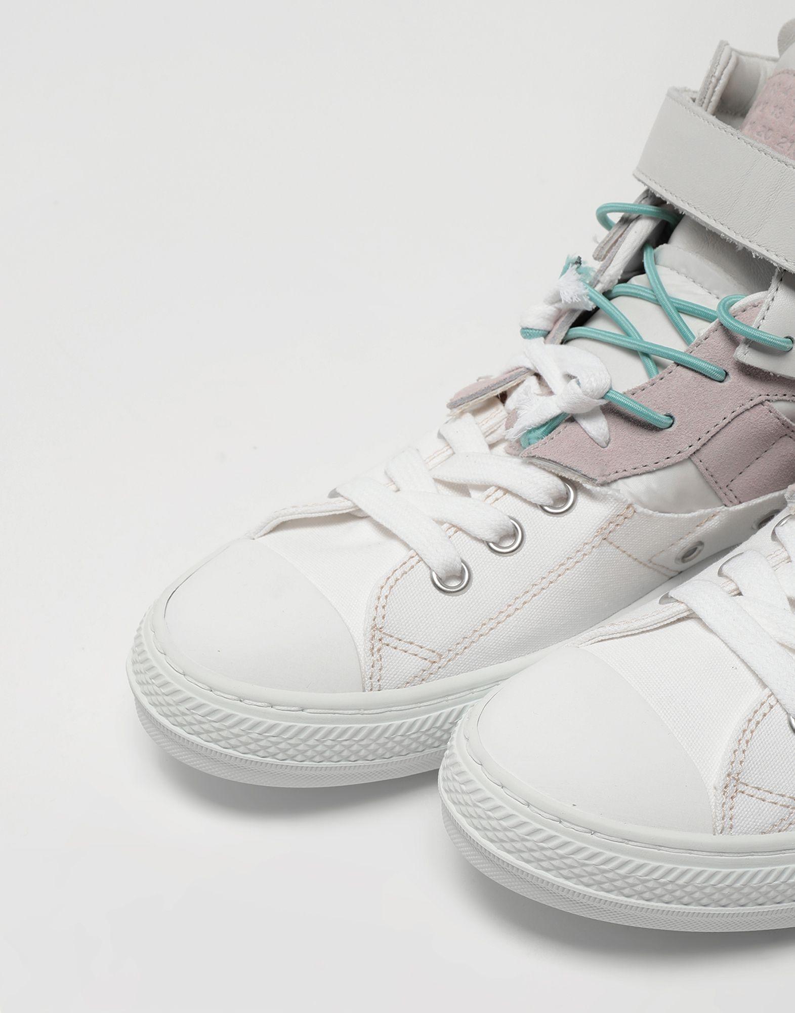 MAISON MARGIELA Sneakers montantes Spliced Sneakers Homme e