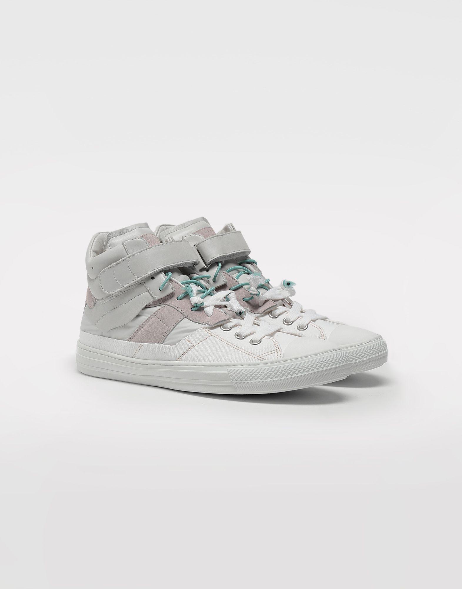 MAISON MARGIELA Sneakers montantes Spliced Sneakers Homme r
