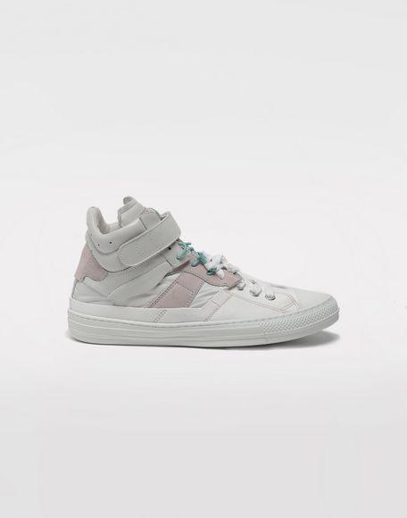 MAISON MARGIELA Sneakers montantes Spliced Sneakers Homme f
