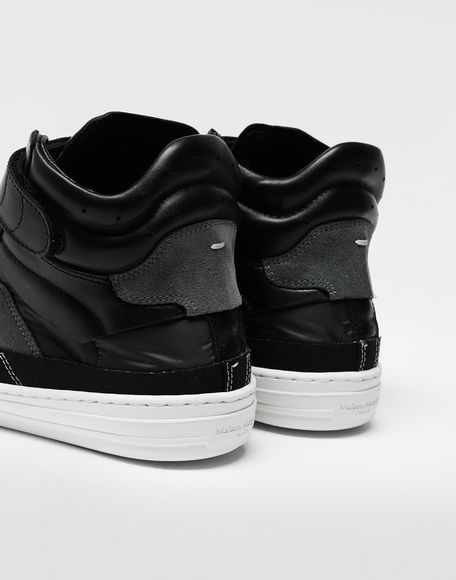 MAISON MARGIELA Spliced high top sneakers Sneakers Man a