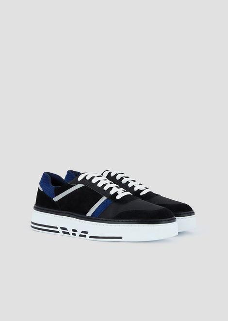 EMPORIO ARMANI Sneakers [*** pickupInStoreShippingNotGuaranteed_info ***] r