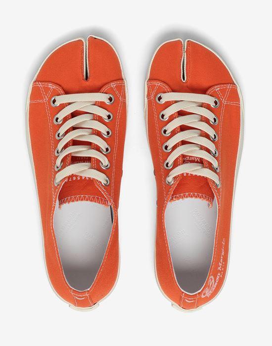MAISON MARGIELA Tabi low top canvas sneakers Sneakers Tabi [*** pickupInStoreShipping_info ***] d