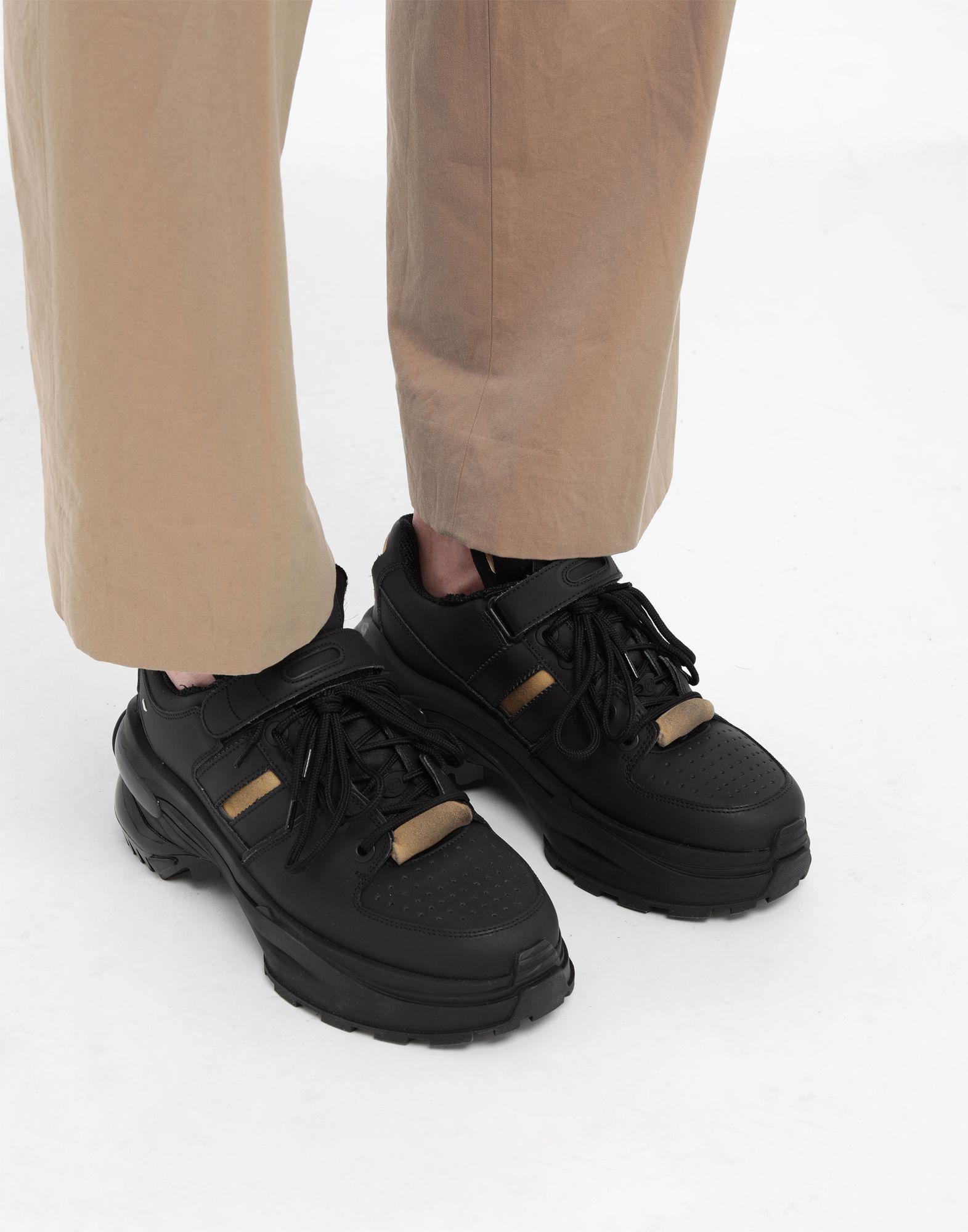 MAISON MARGIELA Lowtop-Sneakers Retro Fit Sneakers Herr b