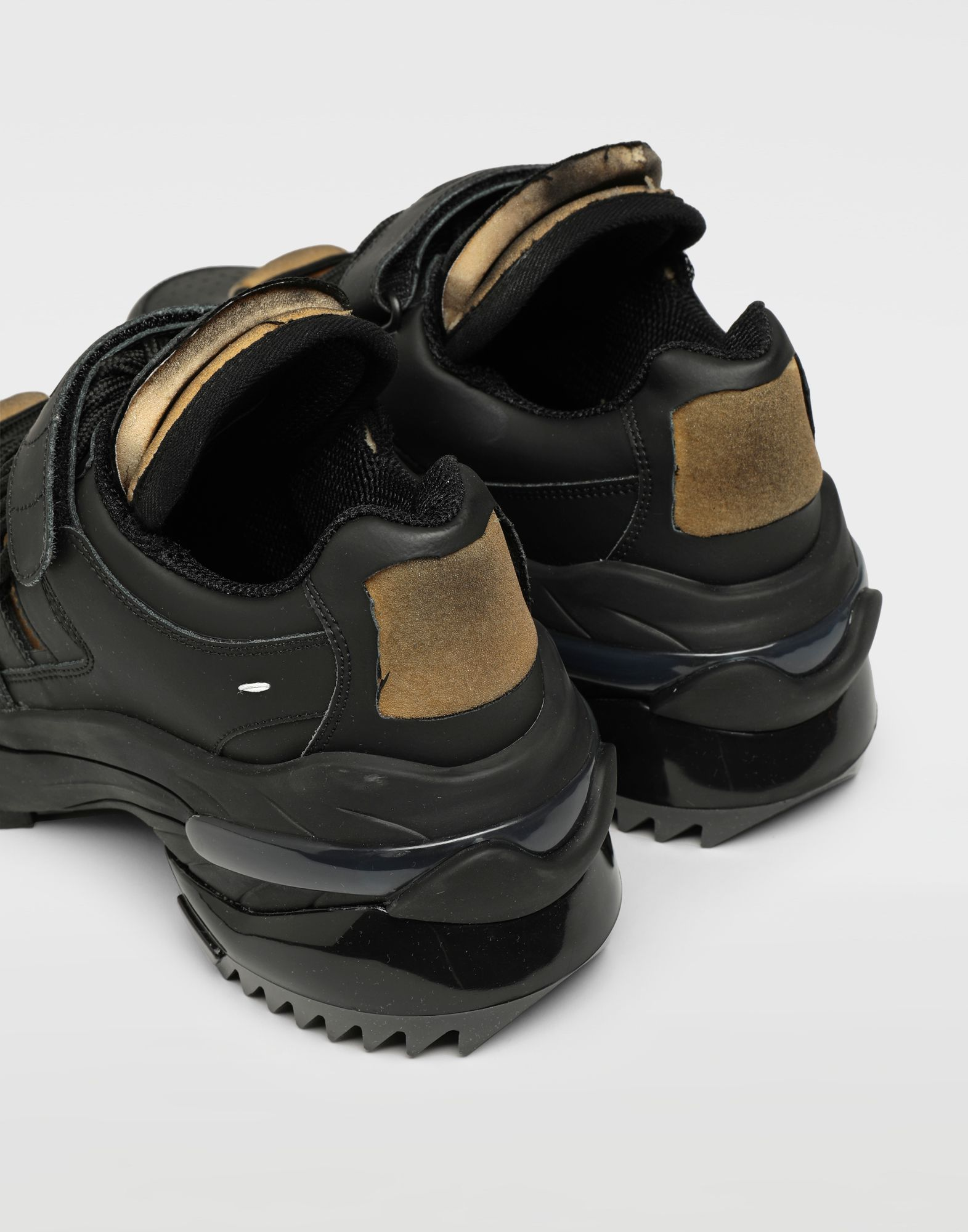 MAISON MARGIELA Lowtop-Sneakers Retro Fit Sneakers Herr e