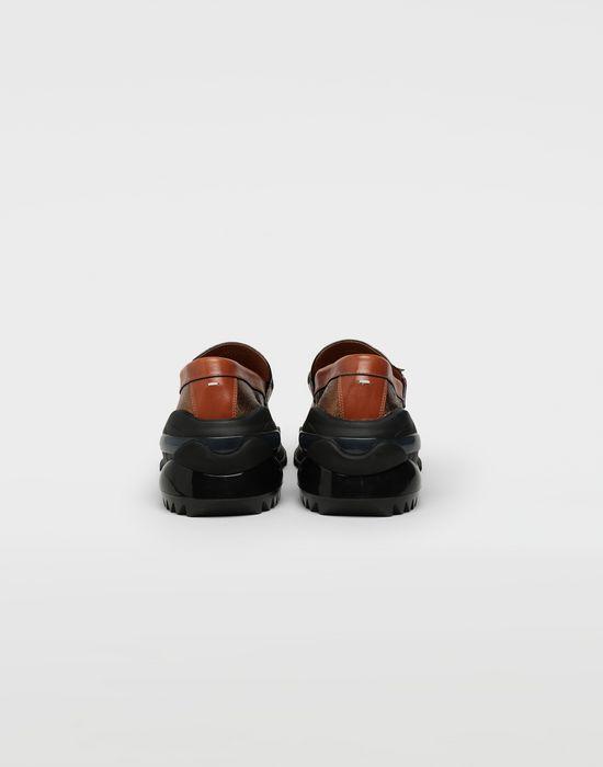 MAISON MARGIELA Spliced tassel loafer sneakers Moccasins [*** pickupInStoreShippingNotGuaranteed_info ***] d