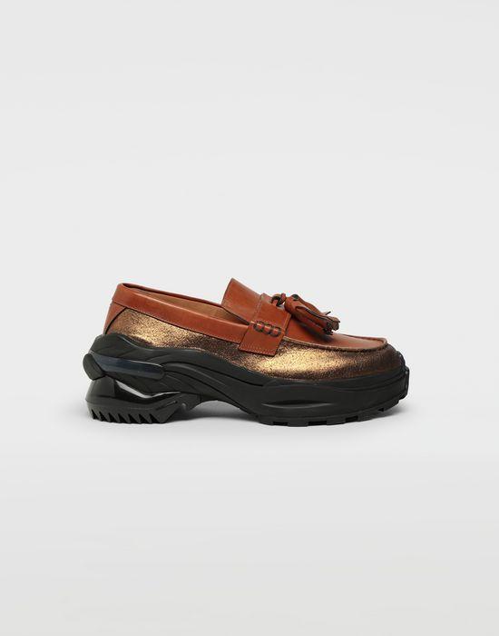 MAISON MARGIELA Spliced tassel loafer sneakers Moccasins [*** pickupInStoreShippingNotGuaranteed_info ***] f